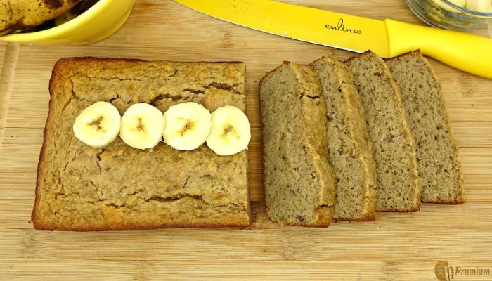 The Best Paleo Banana Bread